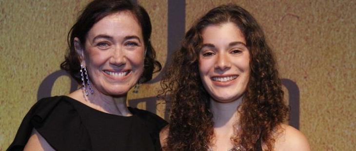 No ar em Malhação, Giulia Bertolli gostaria de reviver papel da sua mãe em novela de Manoel Carlos