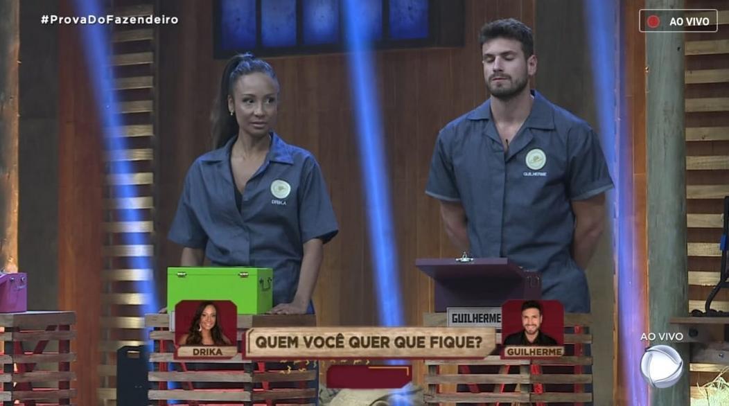"""Irmã defende Drika Marinho em \""""A Fazenda 11\"""" e declara: \""""Está sendo a protagonista da edição\"""""""