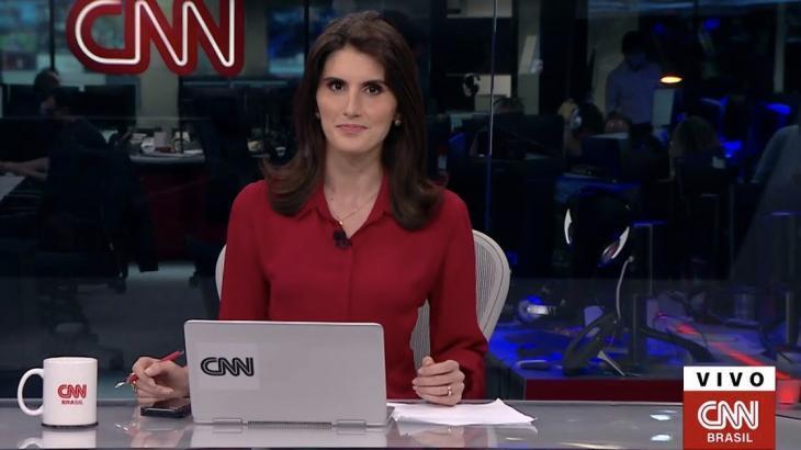 CNN Brasil faz nova dança das cadeiras e mexe em Carol Nogueira e Rafael Colombo