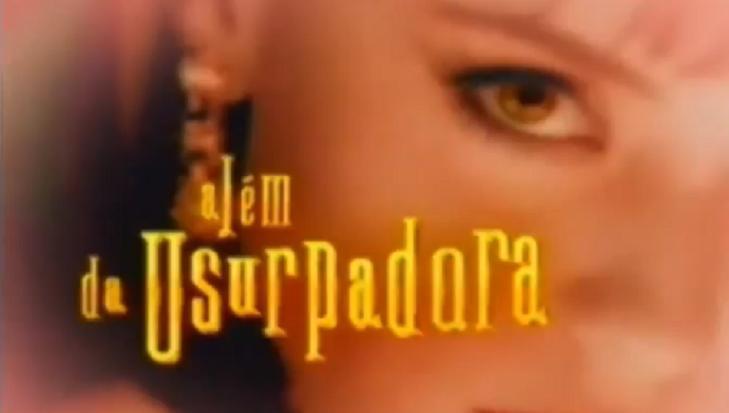 Logo de Além da Usurpadora, continuação de A Usurpadora