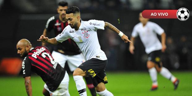 Athletico PR x Corinthians