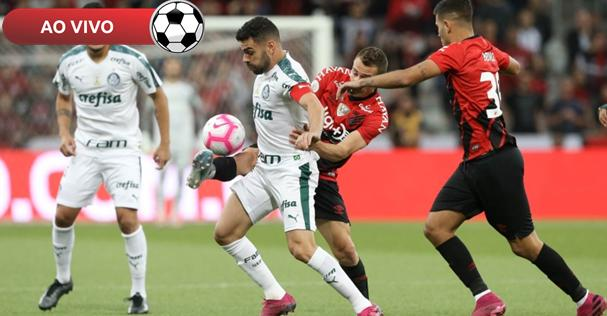 Athletico PR x Palmeiras