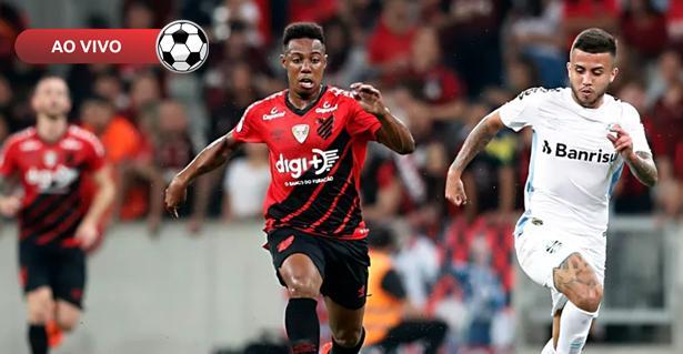 Athletico PR x Santos