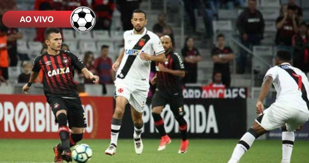 Athletico PR x Vasco