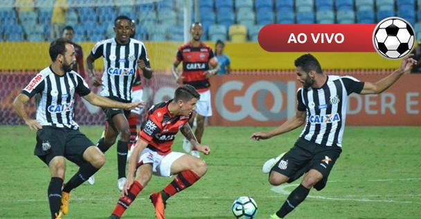 Atlético-GO x Santos