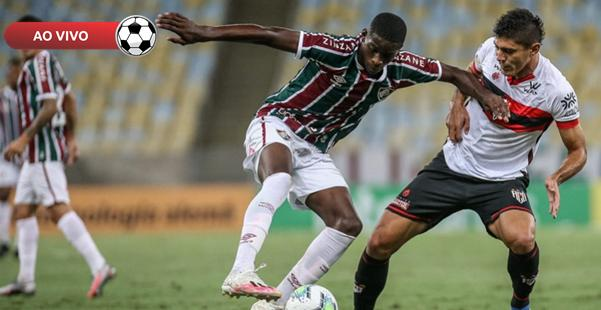 Atlético-GO x Fluminense