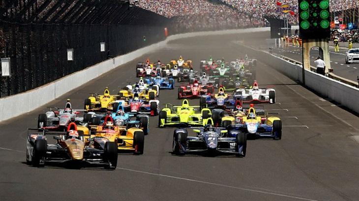 Imagem da Fórmula Indy