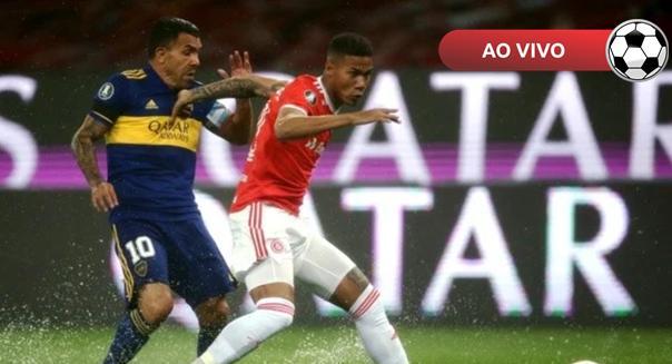 Boca Juniors x Internacional