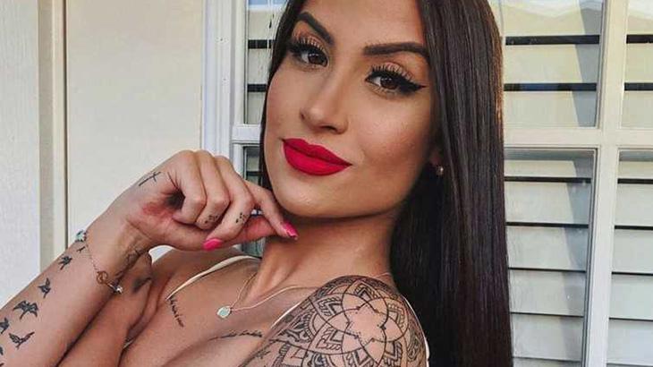 A empresária Bianca Andrade