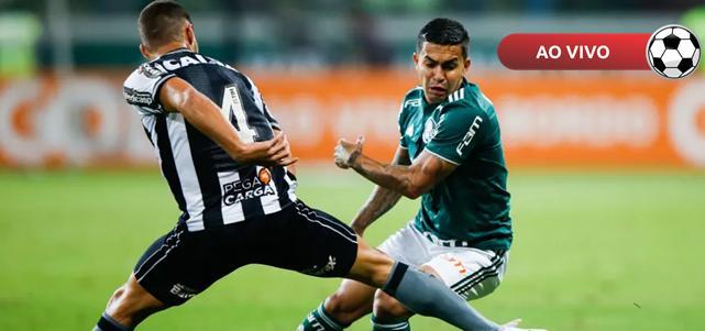 Botafogo x Palmeiras