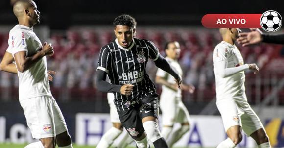 Bragantino x Corinthians