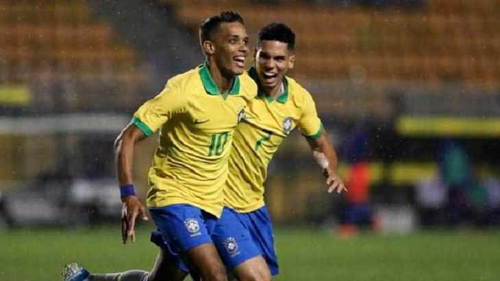 Brasil e Argentina na Globo