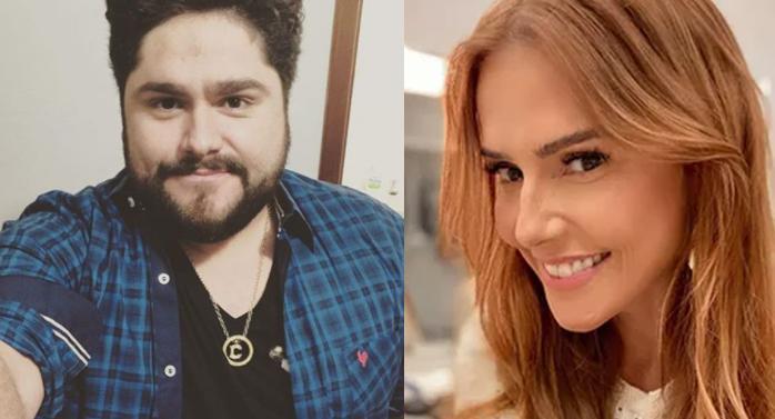 César Menotti e Deborah Secco