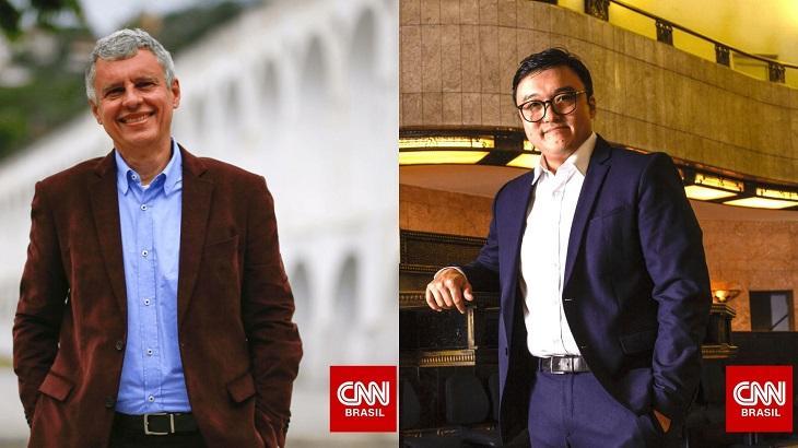 Após desfalcar Globo e Record, CNN Brasil anuncia contratação internacional