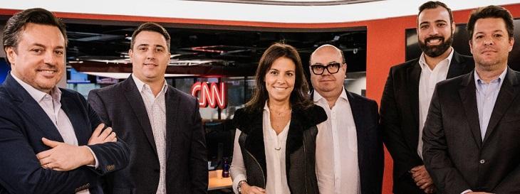 CNN Brasil anuncia equipe comercial com diretor que estava há 36 anos na Globo