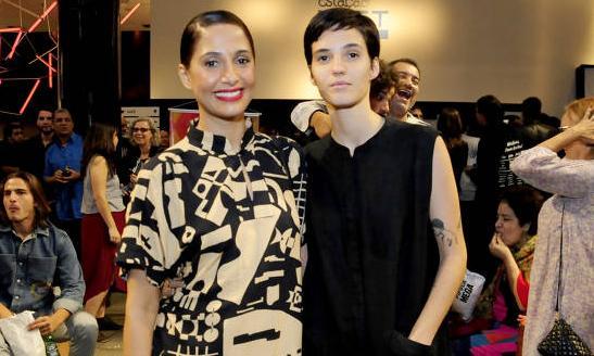 Camila Pitanga e Beatriz Coelho