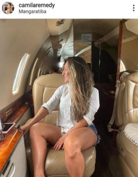 Neymar manda jatinho buscar musas do Brasileirão para sua festa de Réveillon