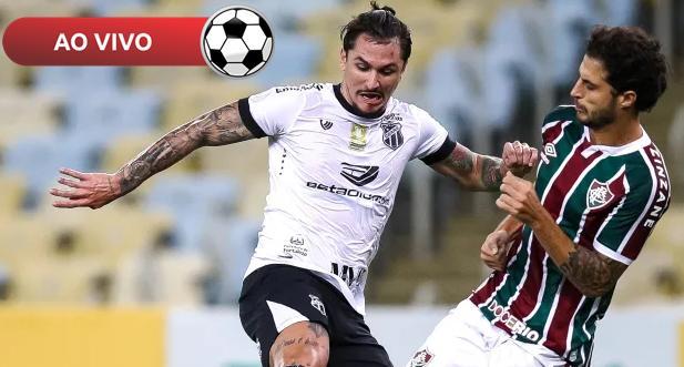 Ceará x Fluminense
