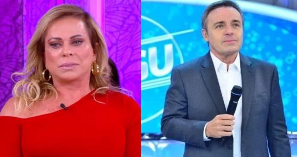 Christina Rocha e Gugu