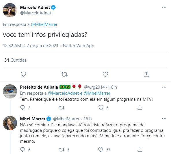 """Humorista de A Praça é Nossa detona Fiuk: \""""Imbecil\"""""""
