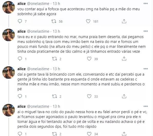 """Ivete Sangalo salva criança de afogamento: \""""Foi tudo muito rápido\"""""""