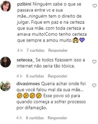 """Filha de Vanusa promete entrar na Justiça após críticas: \""""Temporada de inverdades acabou\"""""""