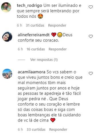 """Suposto namorado de Gugu publica vídeo de viagem com o apresentador: \""""Juntos\"""""""