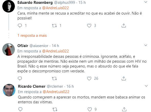 """Leonardo faz piada comparando coronavírus com Aids e Zélia Duncan lamenta: \""""Que vergonha\"""""""