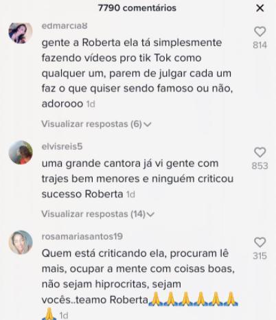 Roberta Miranda viraliza após dancinha sexy de Vem pro Cabaré