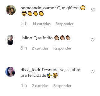 """Irmão de Rafael Vitti posa peladão abraçado a ator ex-""""Malhação"""""""