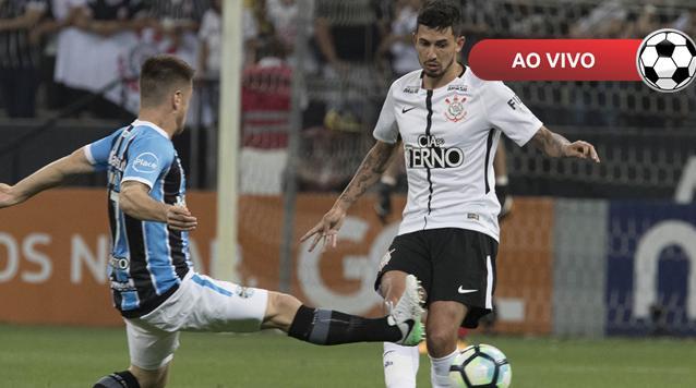 Corinthians x Grêmio