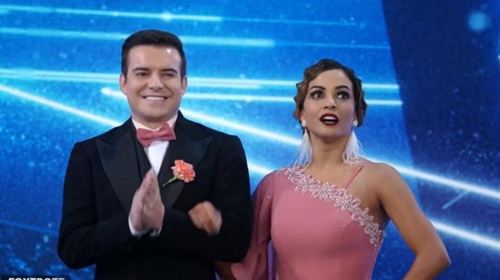 Belutti, o líder da Dança dos Famosos