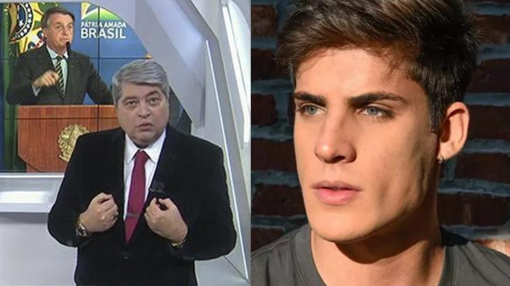 Ana Paula Arósio e Arnaldo Saccomani