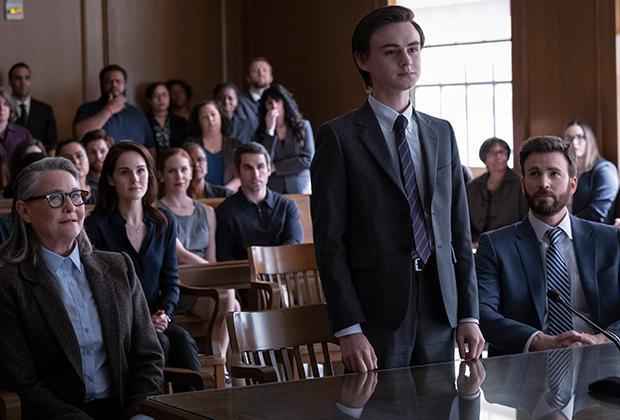 Defending Jacob, da Apple TV+, vira favorita para o Emmy