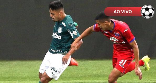 Delfín x Palmeiras
