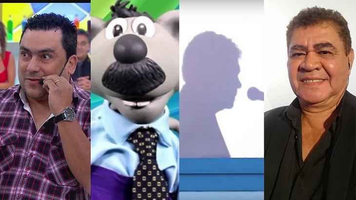 De Sombra a Mister M: Os rostos misteriosos da TV