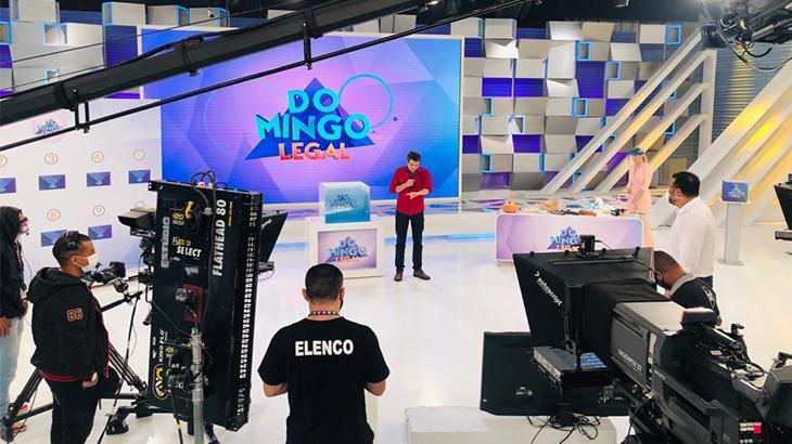 Domingo Legal volta inédito após dois meses com estreia de quadro no SBT