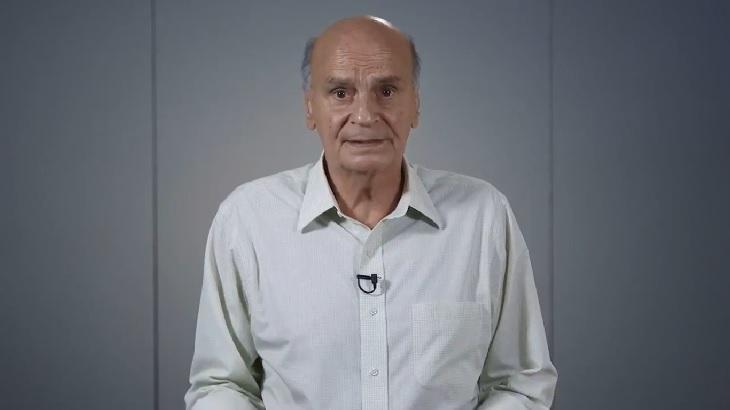 Dráuzio Varella durante discurso