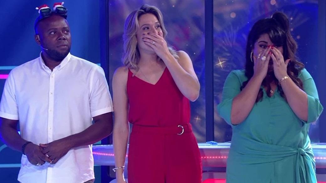Érico Brás, Fernanda Gentil e Fabiana Karla