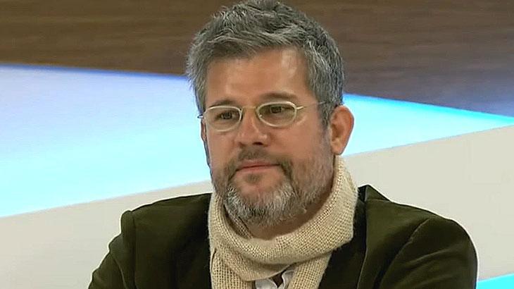 Apresentador Edgard Piccoli