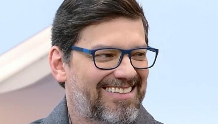 Emílio Boechat em foto