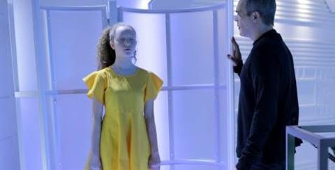 Cena de As Aventuras de Poliana com Ester e Otto