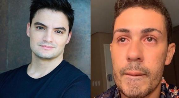 Felipe Neto e Carlinhos Maia