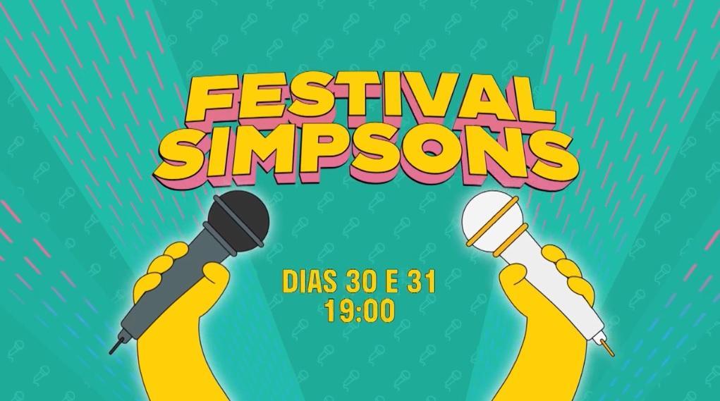 Festival Os Simpsons no Fox Channel