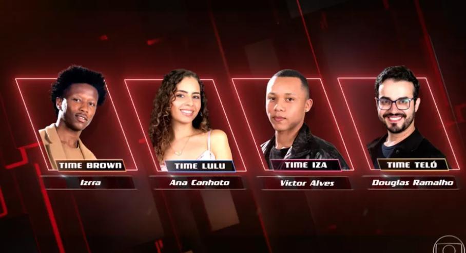 Finalistas The Voice Brasil 2020
