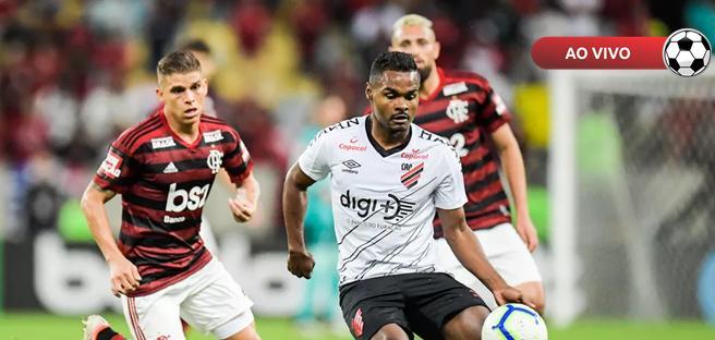 Flamengo x Athletico PR