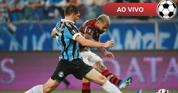 Flamengo x Grêmio