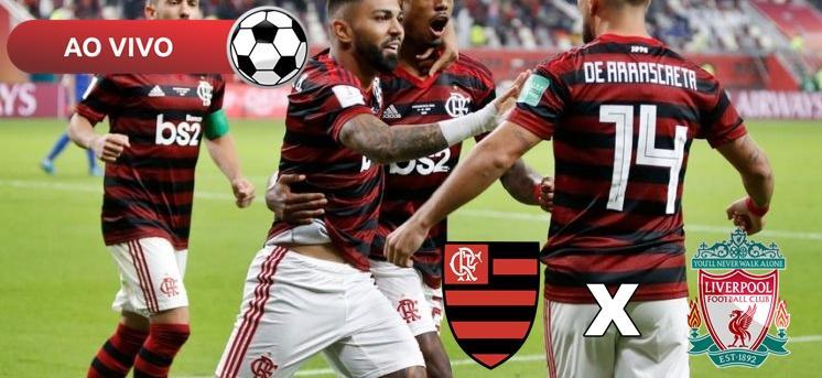 Liverpool x Flamengo
