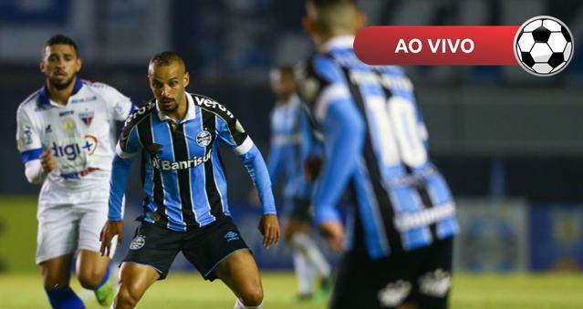 Fortaleza x Grêmio