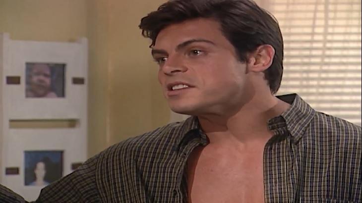 """Laços de Família: Fred e Clara têm briga épica e ele toma decisão: \""""Sair de casa\"""""""